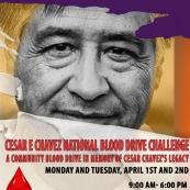 NSU Cesar E Chavez National Blood Drive Challenge