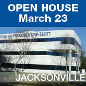 Open House at NSU Jacksonville