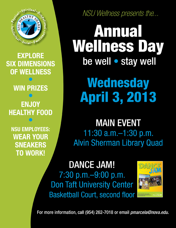 Wellness Day 2013