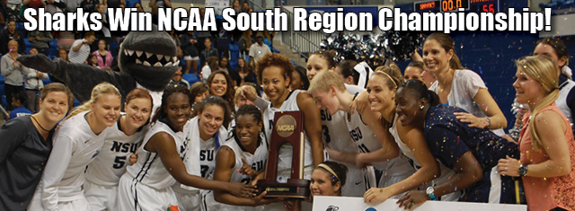 NSU Women's Basketball Team Wins NCAA Championship