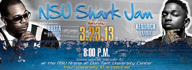 NSU Shark Jam
