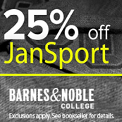 NSU Bookstore -- JanSport discount