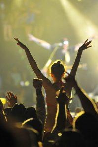 Rock the Ocean concert