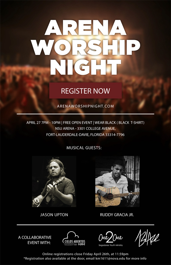 Arena Worship Night