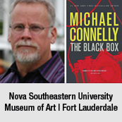 NSU Museum of Art Fort Lauderdale Event -- featuring Michael Connelly