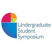 Undergraduate Student Symposium--winning logo by Albina Subkhangulova
