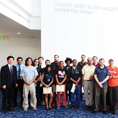 NSU Students Honored for Success in Math Bowl and Problem-Solving Contest