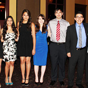 NSU's Farquhar College of Arts and Sciences Spring Honors Banquet