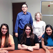 NSU business students completed internships
