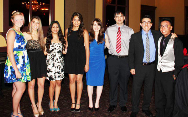 NSU's Farquhar College of Arts and Sciences' Spring Honors Banquet