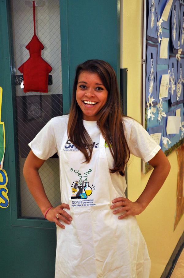 NSU Alumna Nancy Sarmiento