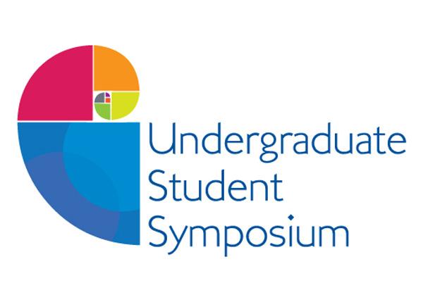 Undergraduate Student Symposium -- winning logo design