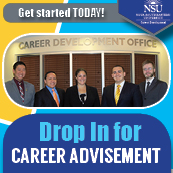 Drop In Career Advisement Fall 2013