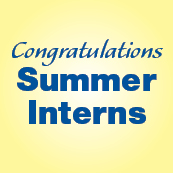 Summer interships