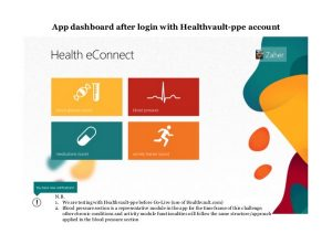 Health eConnect App image