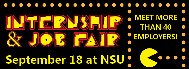 Internship and Job Fair at NSU