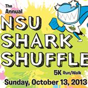 NSU Shark Shuffle 5K Walk/Run