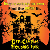 Off-Campus Housing Fair, Fall 2013