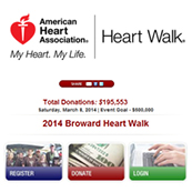 Consider Being a Team Captain for the Heart Walk