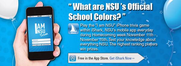 I am NSU Trivia