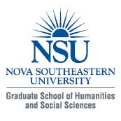 NSU SHSS logo