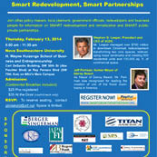Smart Redevelopment, Smart Partnership