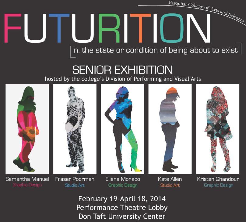 Senior Exhibition Futurition