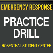 Emergency Training Exercise to Be Held on Campus, April 9