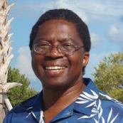 Ismael Muvingi, Ph.D., associate professor of conflict resolution and African studies
