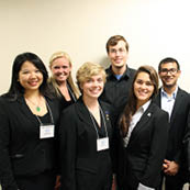 of NSU's Model UN Team