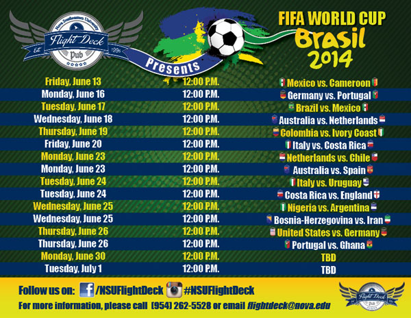 FIFA Would Cup--Schedule--72 dpi