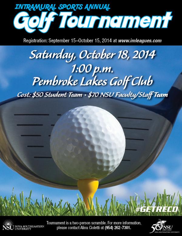 Golf Tournament 2014
