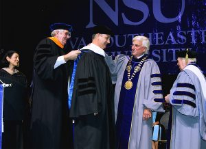 Congressman Mario Diaz-Balart Delivers Keynote Address at Nova Southeastern University Health Professions Division Commencement