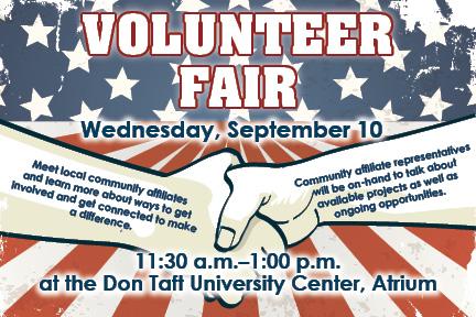 Volunteer Fair-Front