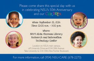 NSU's a day for children