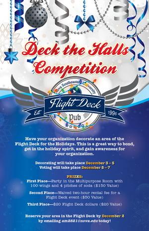 FlightDeck Deck the Halls Competition