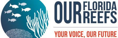 OurFloridaReefs Logo