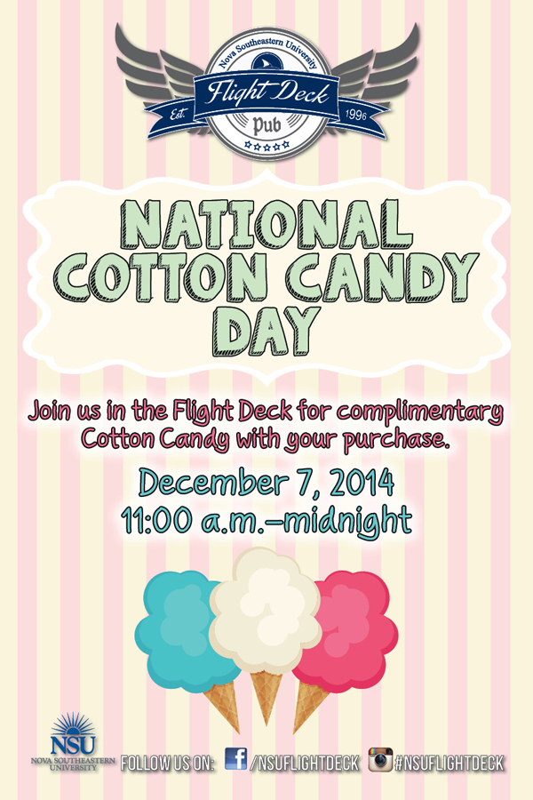 72 dpi - National Cotton Candy Day
