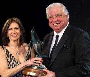 Susan Maurer and Tom Panza