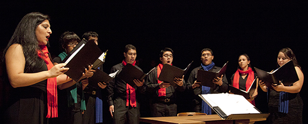 Audition for Performing Arts Grant¬