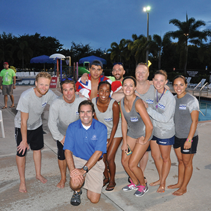 2015 Broward County/Miami-Dade Annual Lifeguard Competition