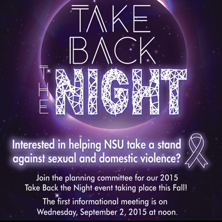 2015 Take Back the Night