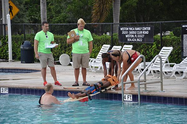 2015 Broward County/Miami-Dade Annual Lifeguard Competition
