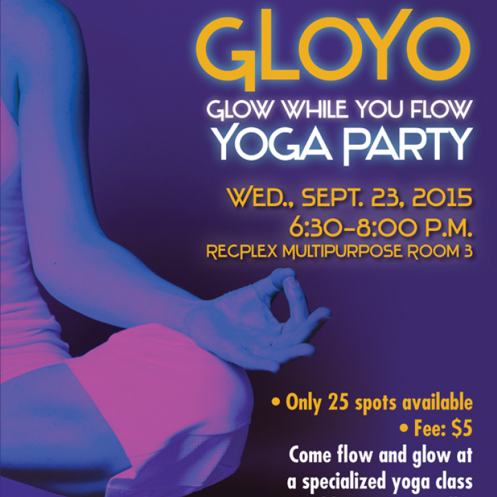 GLOYO Yoga Party