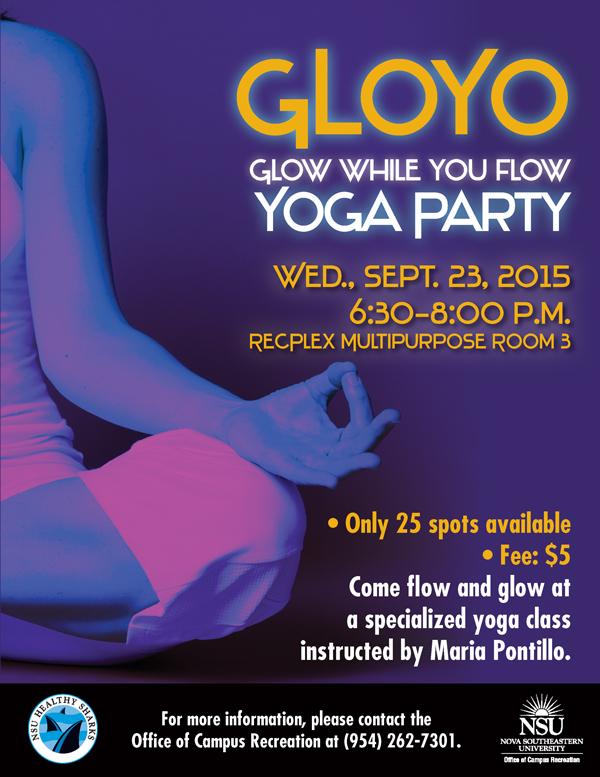 GLOYO Yoga Party