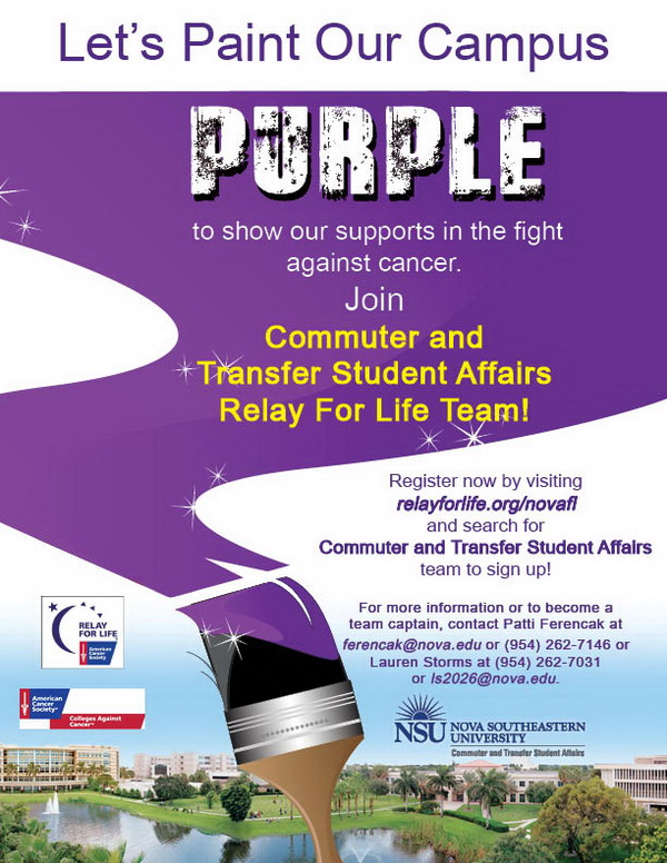 commuter relay for life