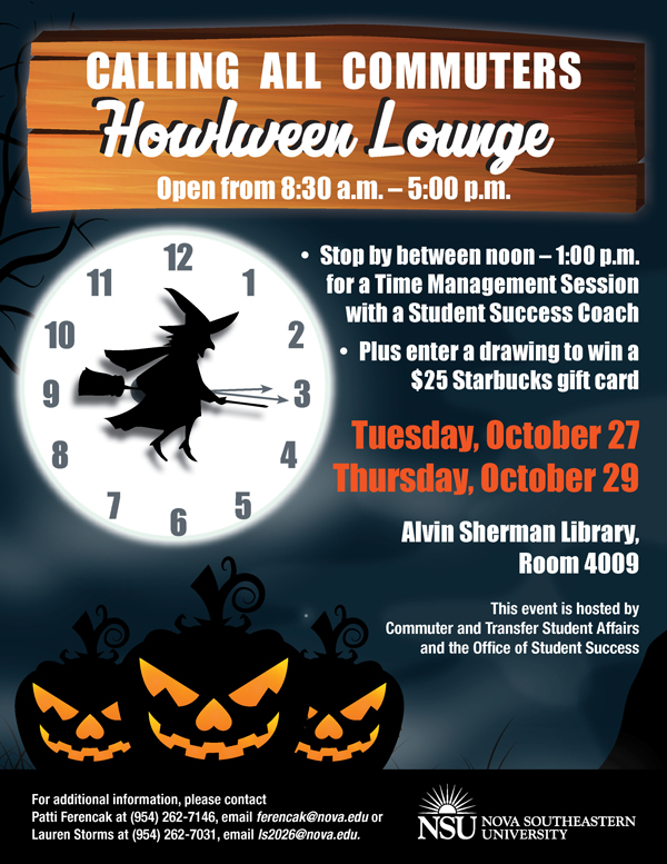 Howlween Lounge