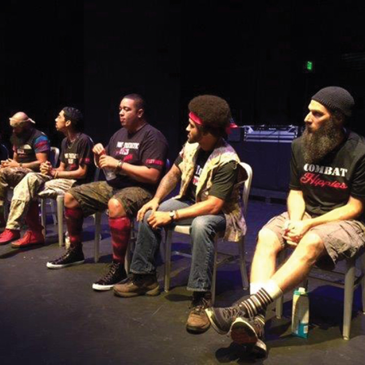 Combat Hippies at BlackBox Theater