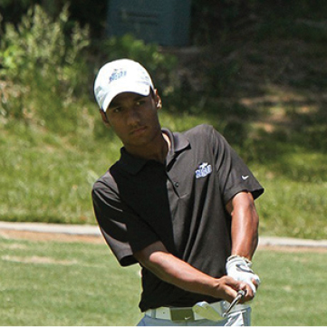 men's golfer Priyanshu Singh