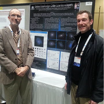 Galaxy Research at American Astronomical Society